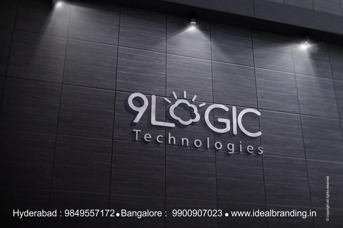 9Logic Technologies Inc - Software Company branding