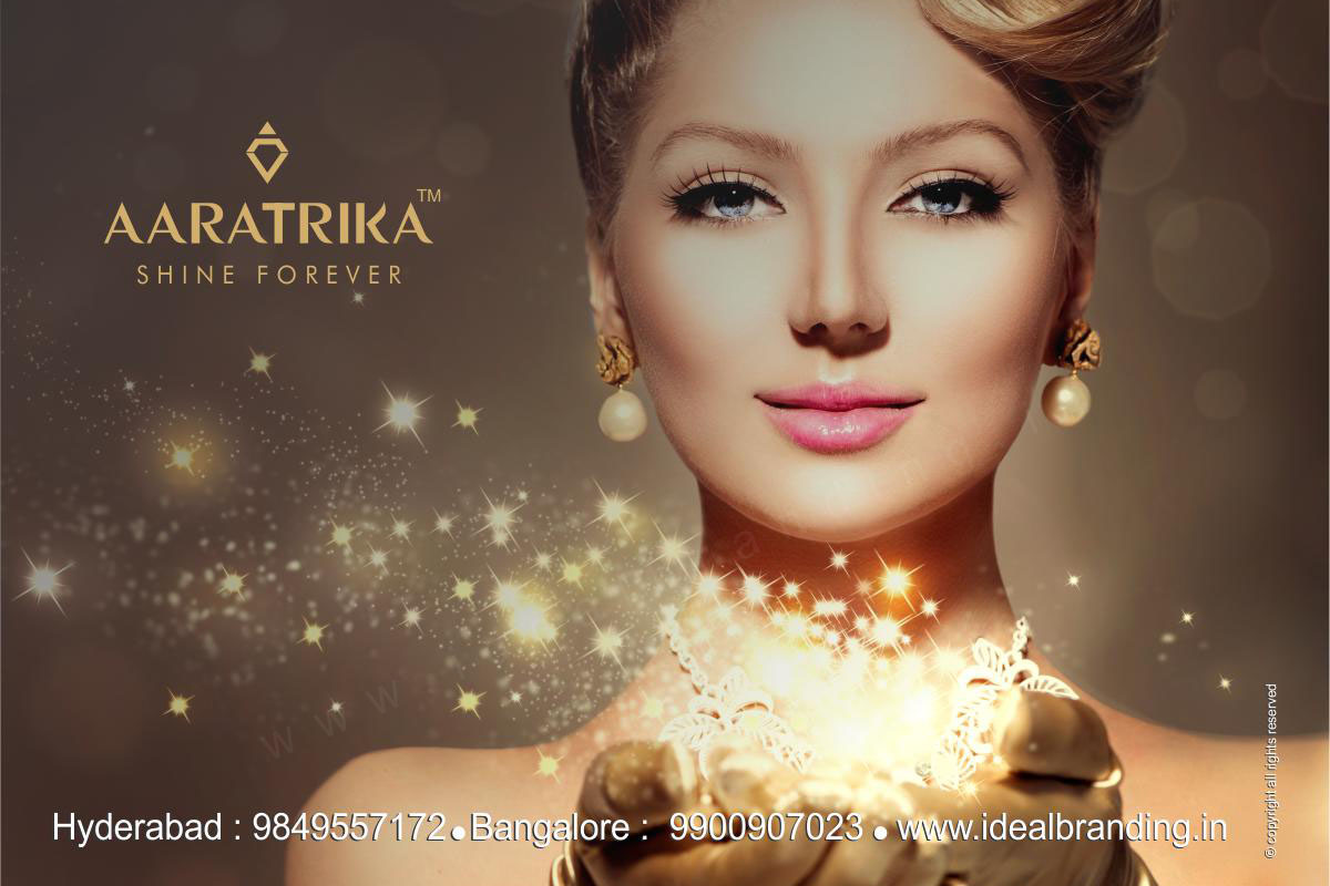 Beautiful Jewellery Logo Designs - aaratrika4