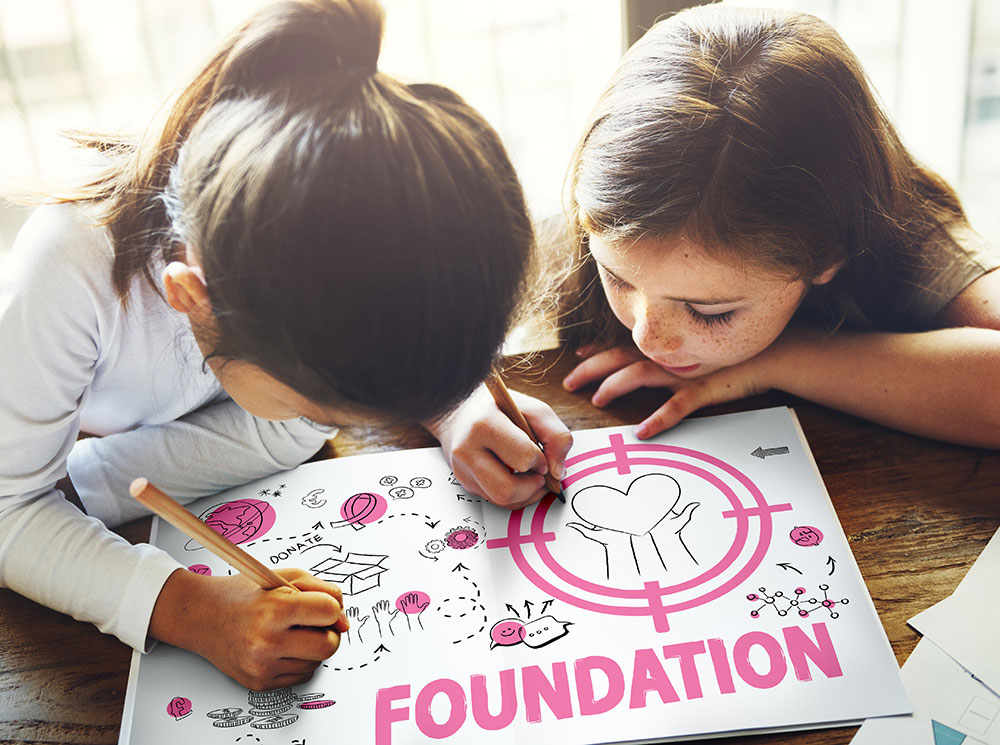 Dr. Reddy's Foundation Non profit Organisation Branding India