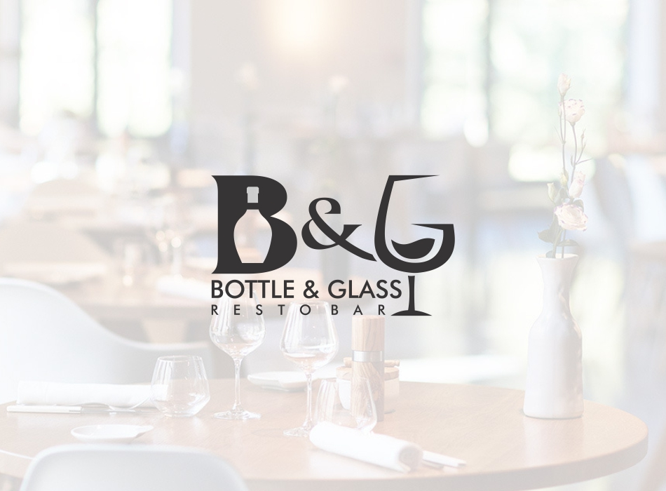 Creative Branding for Restaurant & Hospitality branding, Food Branding Hyderabad, Bottle and Glass Logo Design Bangalore, Restaurant Branding India