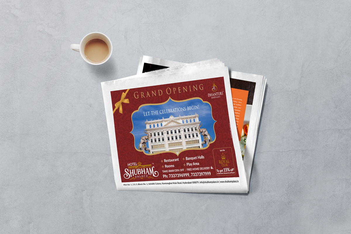 hotel-branding-hyderabad,-restaurant-branding-india---shubam-palace-hand-bag-cover