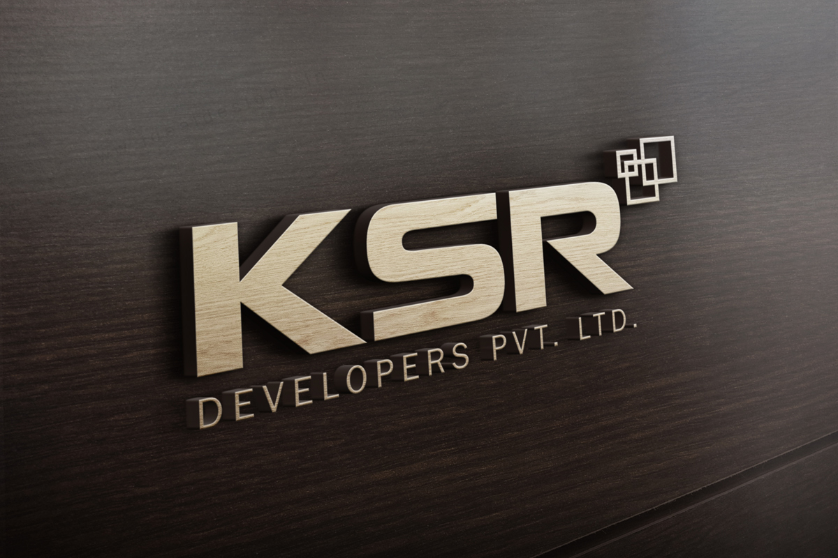 ksr-developers-construction-company-logo-branding-hyderabad