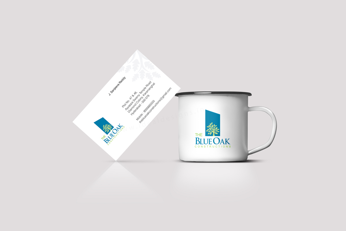 real-estate-logo-design-india,-blue-oak-corporate-stationery-design-hyderabad,-india