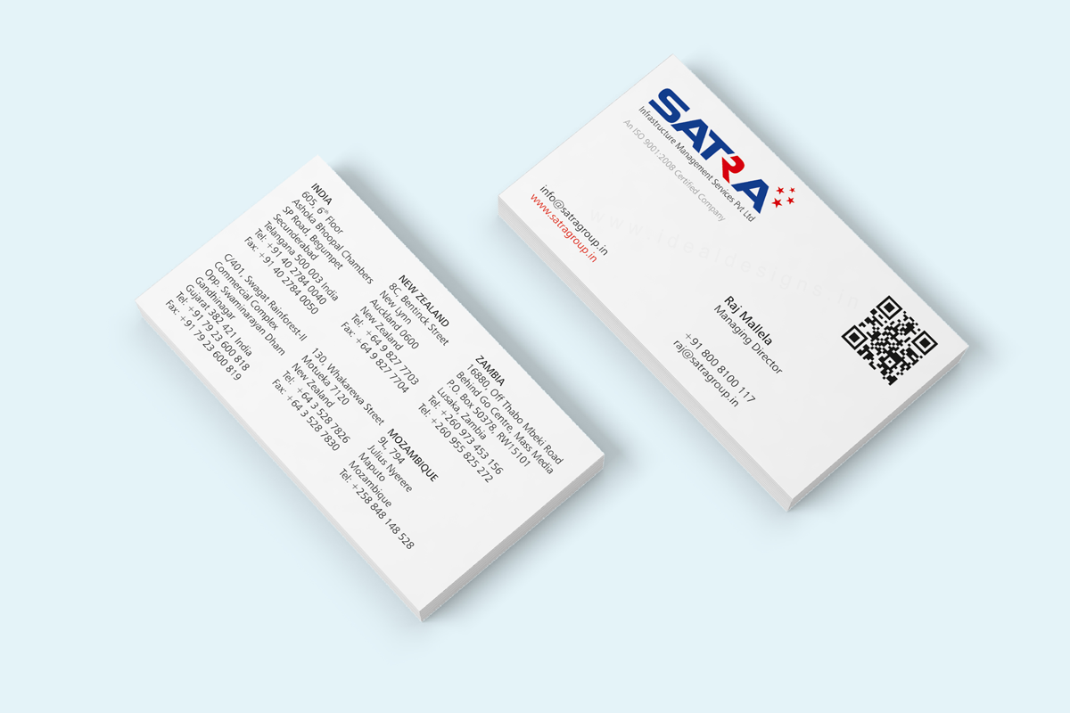 satra-infrastructure-management-services---logo-branding-hyderabad,-corporate-stationery-design-hyderabad,-creative-design-studio-hyderabad,-india