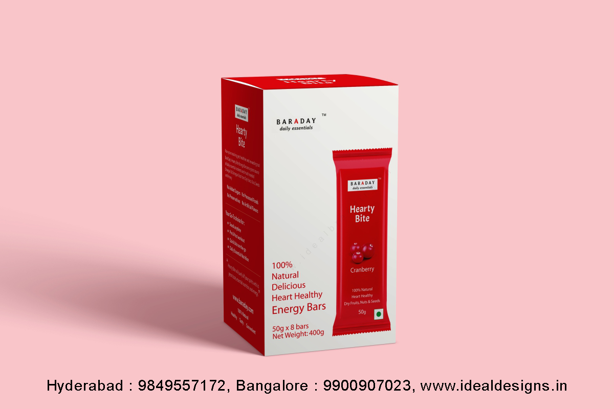 Package Designing Services in Hyderabad, heart bite chocolate box - heart-bite-chocolate
