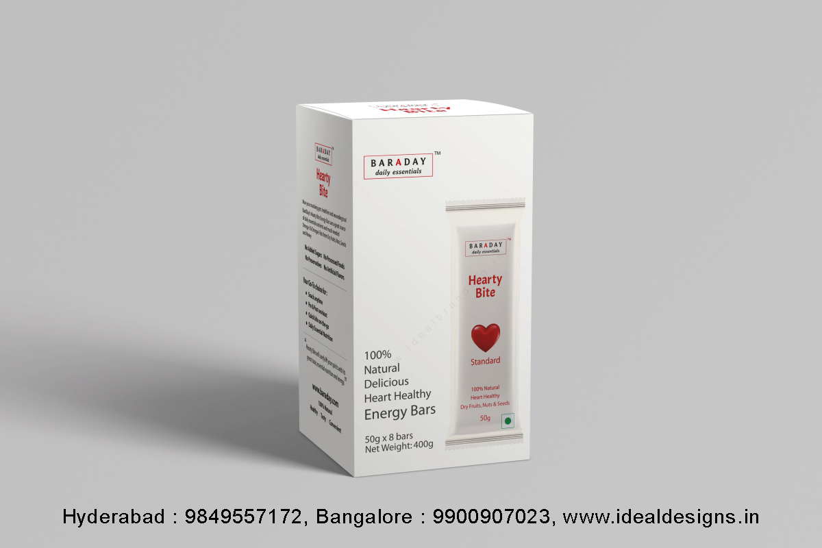 Package Designing Services in Hyderabad, heart bite chocolate box - heart-bite-chocolate-31
