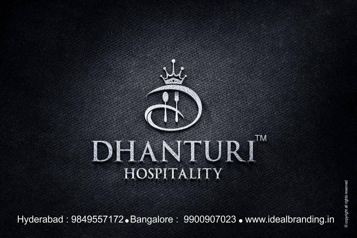 hotel southern logo branding, hotels & restaurant logo ...